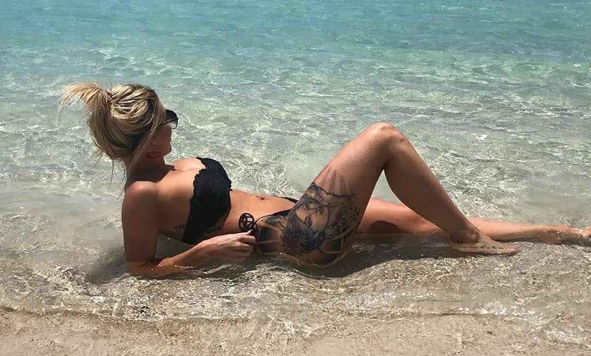 Hacerse tatuajes en verano