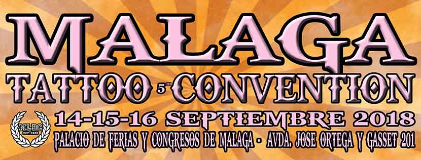 Málaga Tattoo Convention 2018