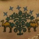 Tatuajes de camellos