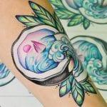 Tatuajes de cocos