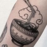 Tatuajes de ramen