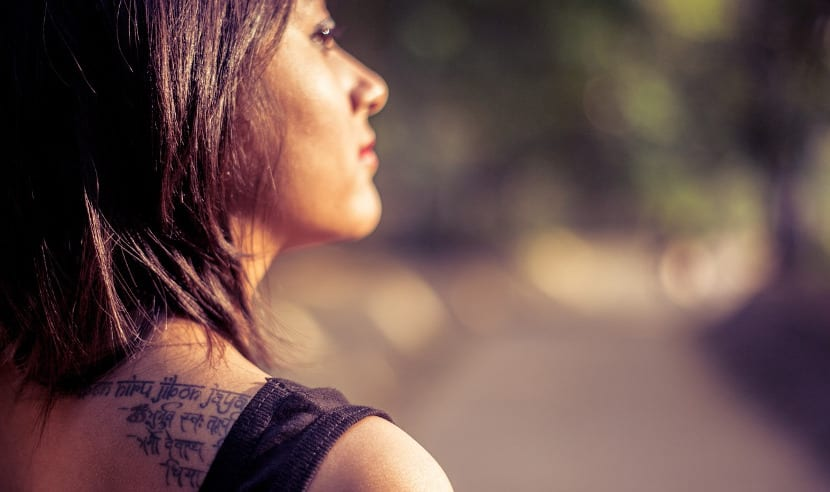 Tatuajes en verano espalda