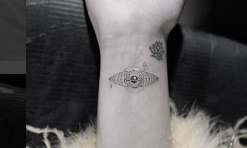 Tatuaje De Katy Perry La Cantante Estrena Un Nuevo Tattoo