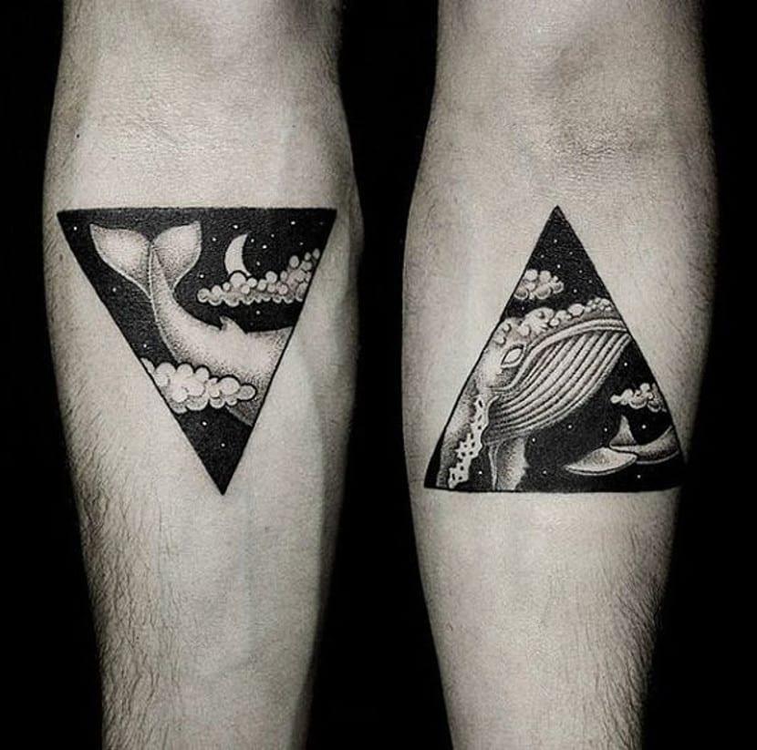 Tatuajes de ballena
