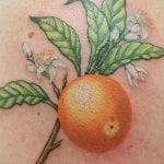 Tatuajes de Naranjas