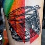Tatuajes de tambores