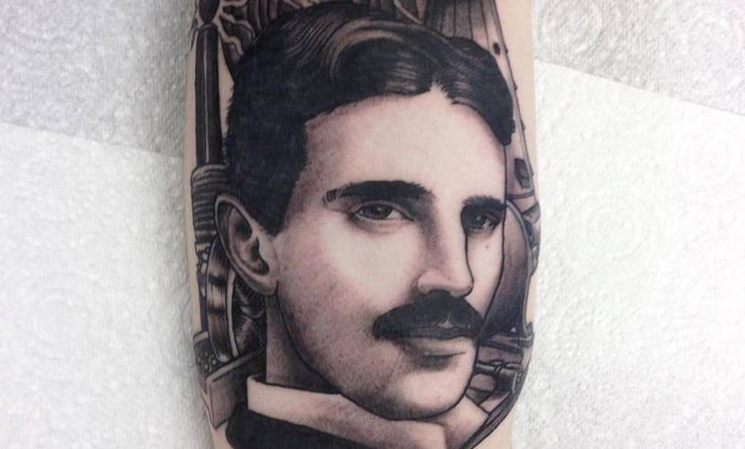Tatuajes de Tesla