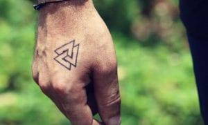 Tatuajes de Valknut