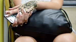 Tatuajes en las manos para mujer