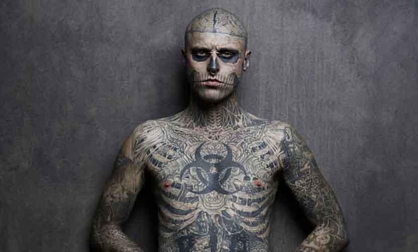 Zombie Boy - Rick Genest