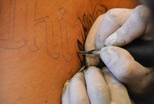 Buen tatuador