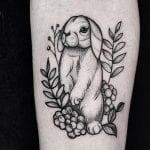 Recopilación de tatuajes de conejos