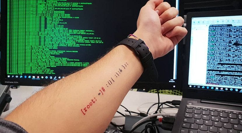 Tatuajes para informáticos