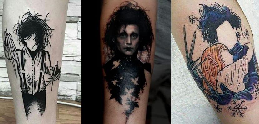 Tatuaje Eduardo Manostijeras