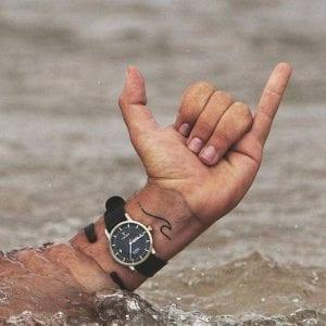 Tatuajes de surf