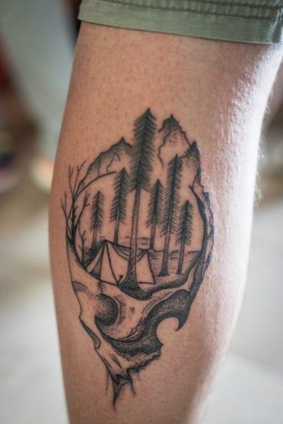 Tatuajes de vacaciones tienda