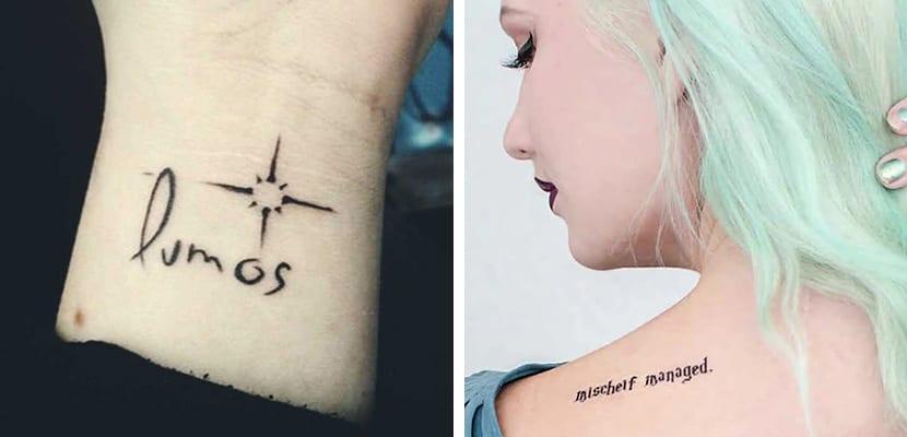 Tatuajes de conjuros