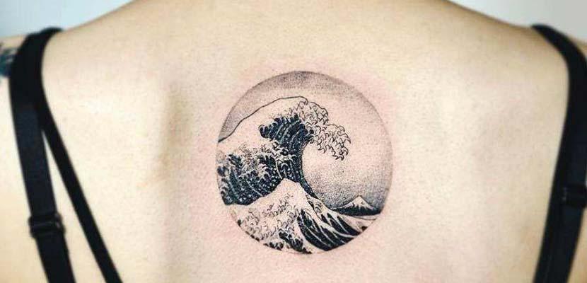 Tatuajes del mar