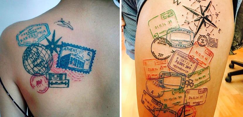 tatuajes de sellos