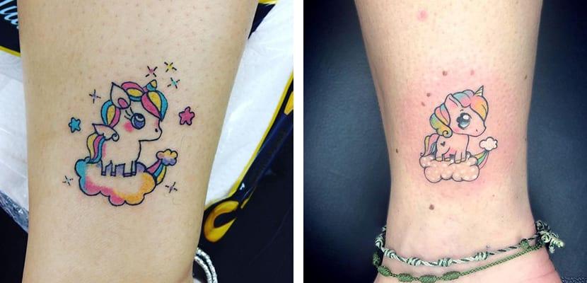 Tatuaje con muñeco