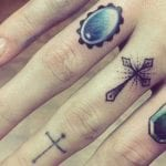 Tatuajes de piedras de jade