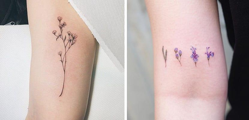Tatuajes Minimalistas Con Un Estilo Sencillo Para Tu Piel