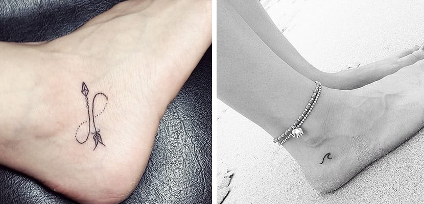 Tatuajes en el pie