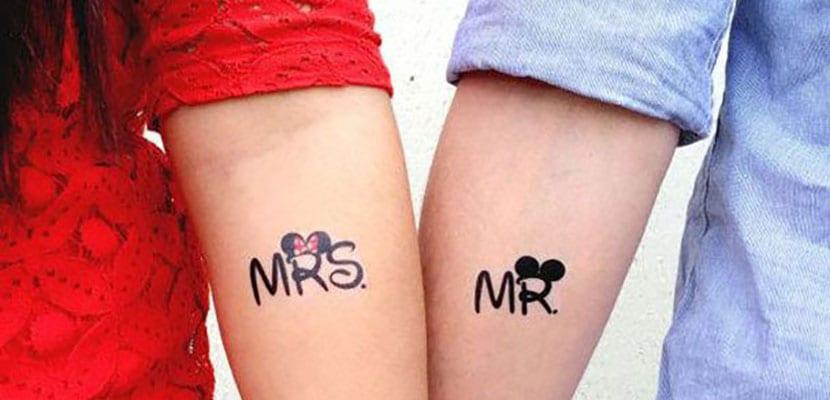 Tatuajes de personajes