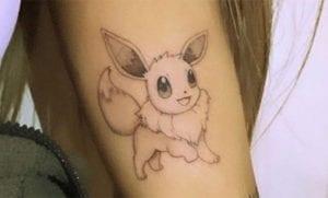 Nuevo tatuaje de Ariana Grande