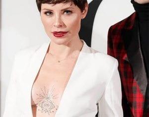 Tatuaje de Soraya Arnelas