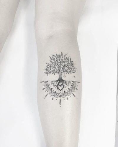 Tatuajes de árbol de la vida brazo