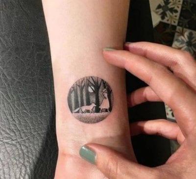 Tatuajes de cuento