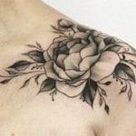 Tatuajes de peonías