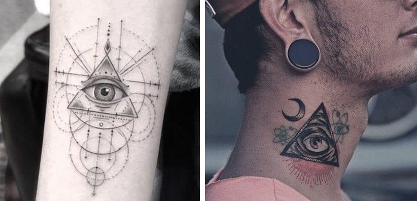 Tatuajes inspirados en la divinidad