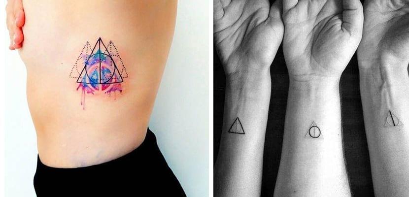 Tatuajes Geometricos Que Utilizan Triangulos