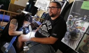 Sevilla Tattoo Convention 2019