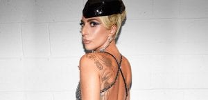 Tatuajes de Lady Gaga