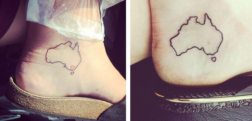 Tatuajes de australia