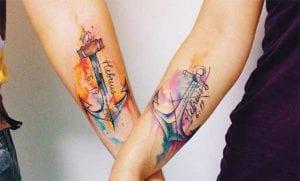 Tatuajes de San Valentín