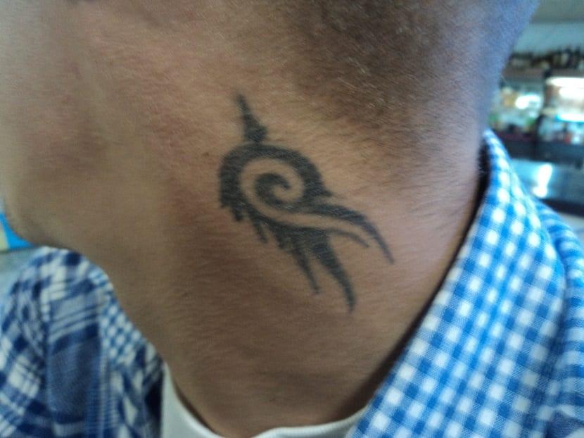 Significado de los tatuajes en el cuello