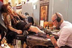 Tatuajes en el Gemelo