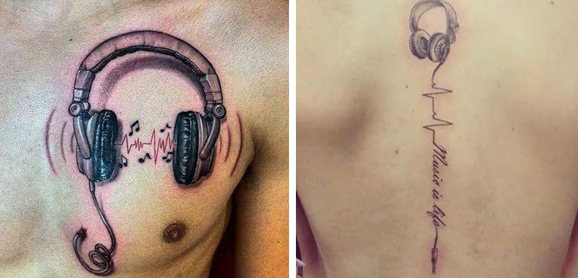 Tatuaje de cascos