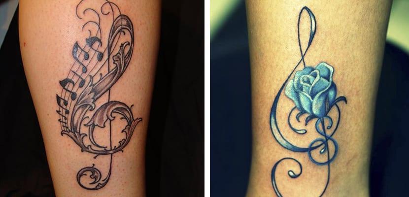 Tatuajes Que Se Inspiran En El Mundo De La Música