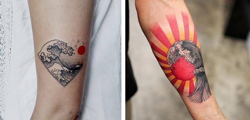 Tatuajes con sol