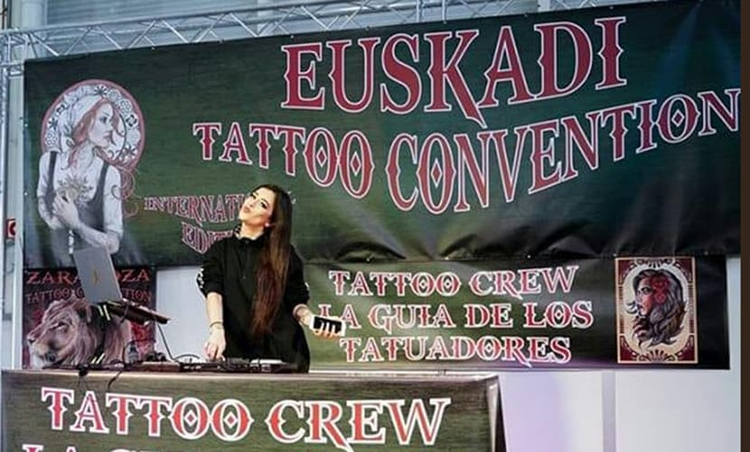 Euskadi Tattoo Convention 2019