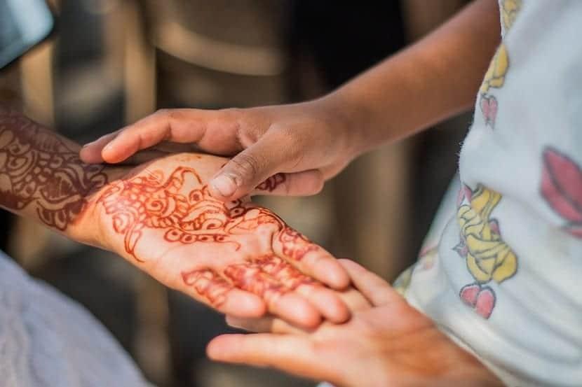 Precios de los tatuajes con Henna