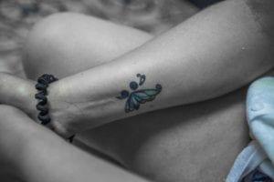 Tatuajes con punto y coma