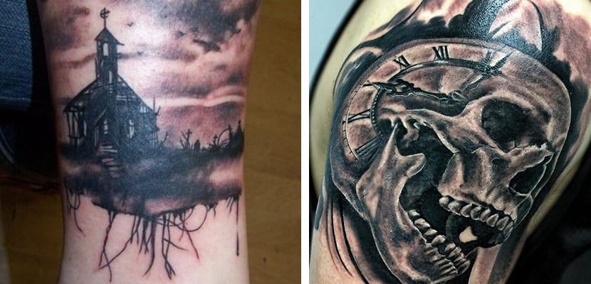 Tatuajes góticos