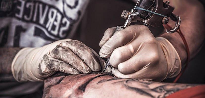 Cuidados del tatuaje