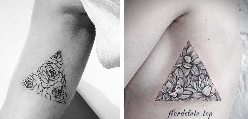Tatuajes de triángulos